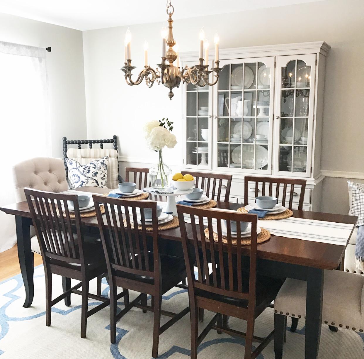 Nailhead Dining Room Chairs ~ kwitter.us