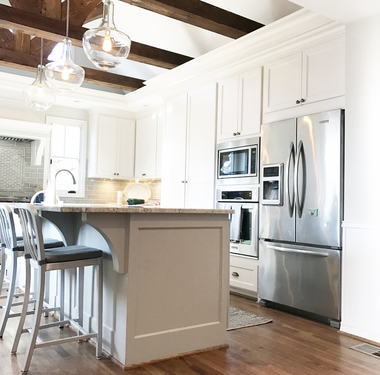 My Sweet Clients Recently Knocked Out A Wall In Their Home To Create GORGEOUS New Kitchen Lets Admire For Just Moment