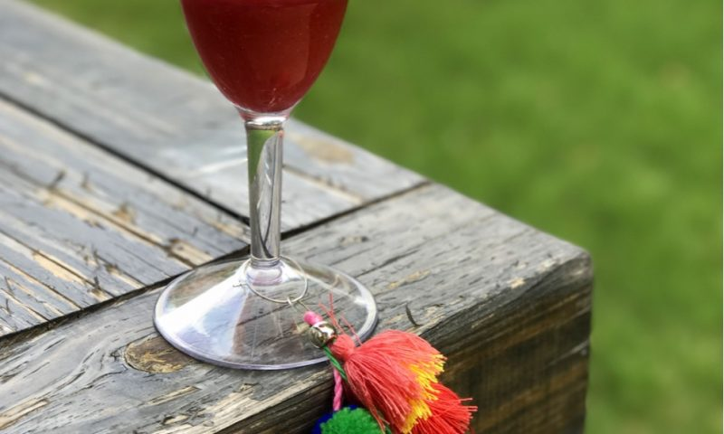 Summer Sips: Strawberry Jalepeno Margarita