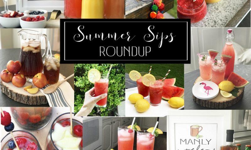 Summer Sips Roundup