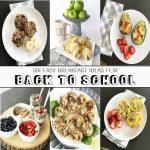 6 Easy Breakfast Ideas for Back to School
