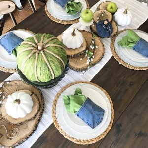 Fall Tabletop Blog Hop