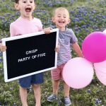 Crisp Party of Five:  Our Adoption Story!