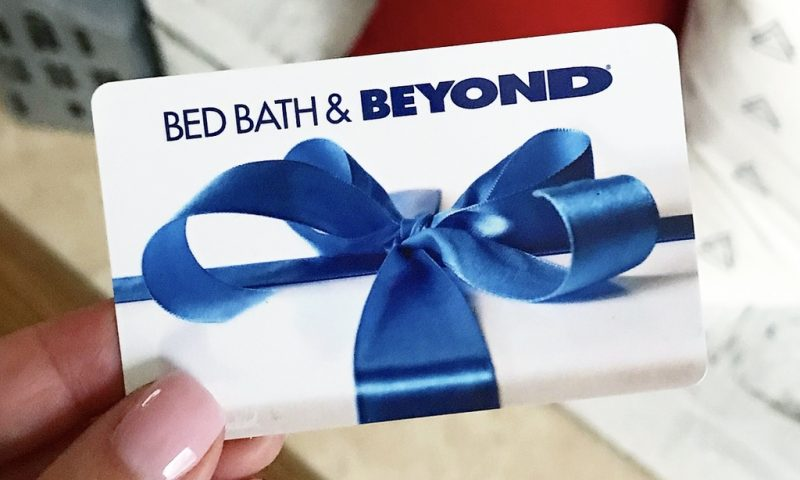 Bed Bath & Beyond Holiday Gift Guide 2018