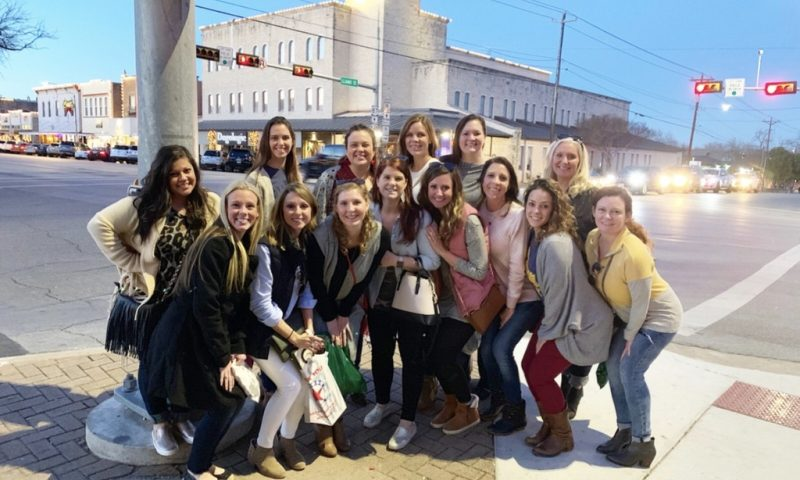 Our Girls' Trip to Fredericksburg