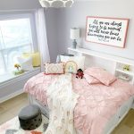 Girl Bedroom Reveal #2:  Rainbows and Whimsy