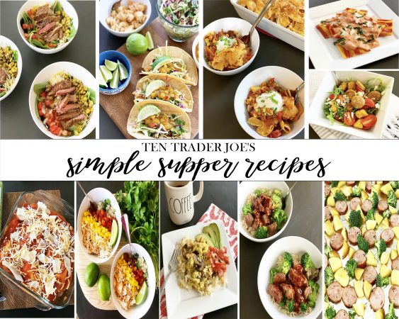 trader joes simple suppers