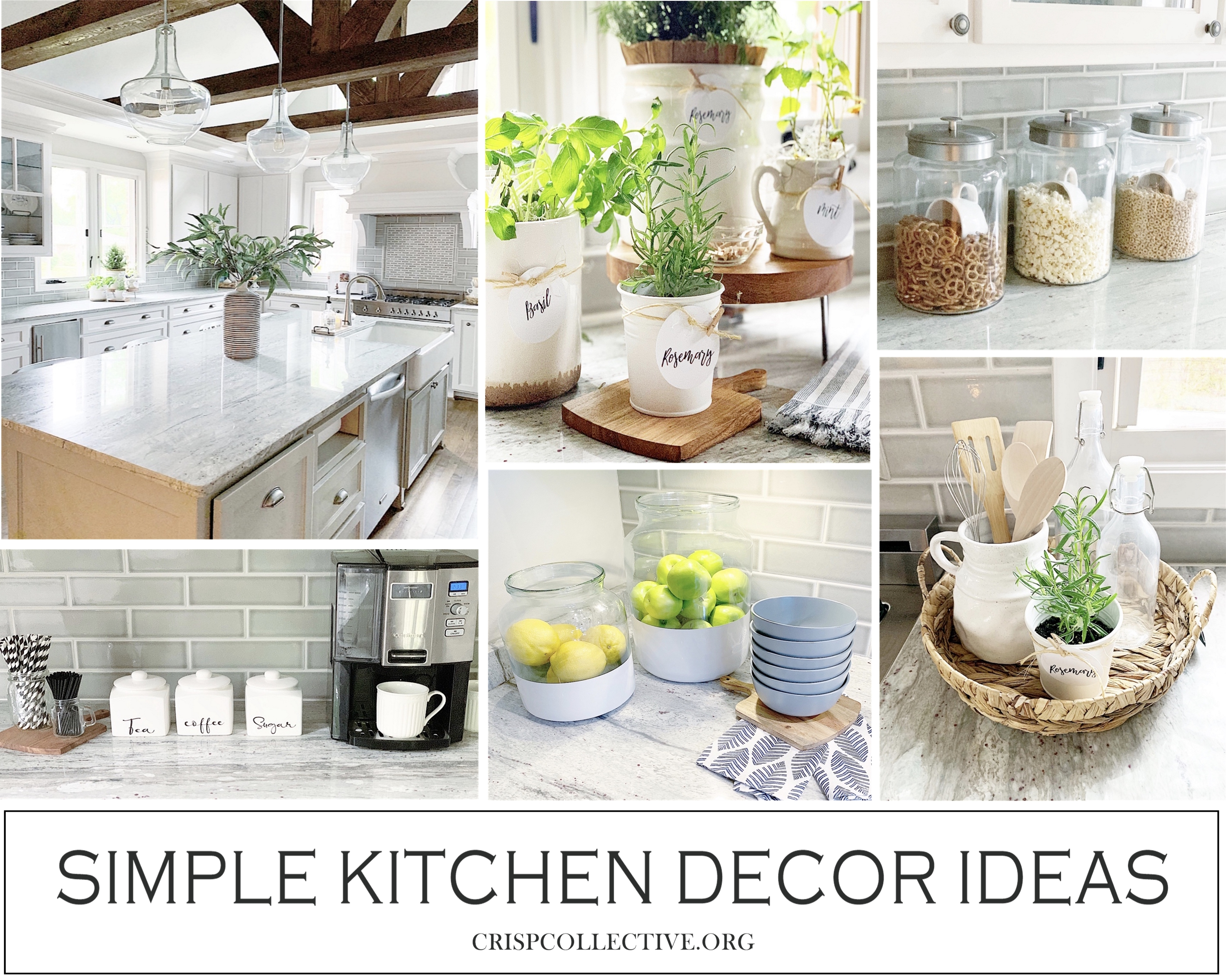 Simple Kitchen Decor Ideas