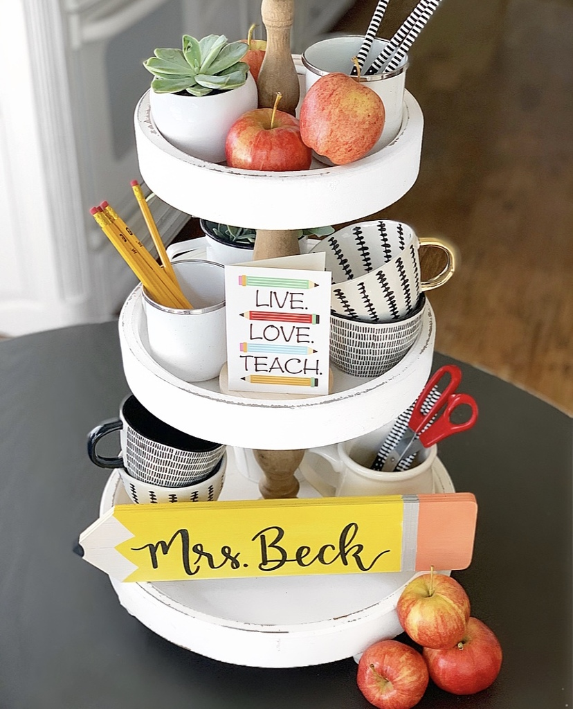 Meet the Teacher and First Day of School Gift Ideas for