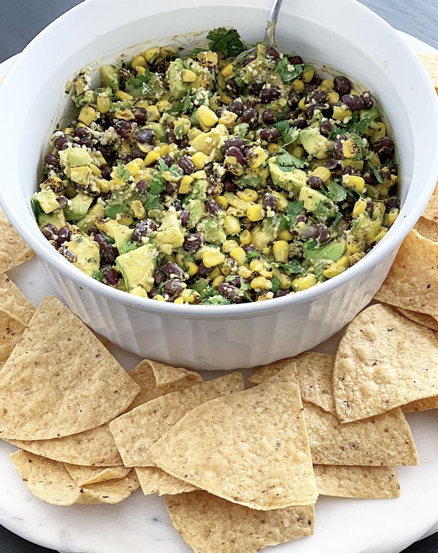 Trader Joe's Simple Corn Dip - Crisp Collective